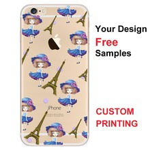 Blank Mobile Phone Case Cover, 2D Sublimation Cell Phone Cover for Huawei P8 Lite