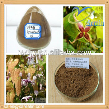 High Quality Horny Goad Weed Extract Powder Icariin