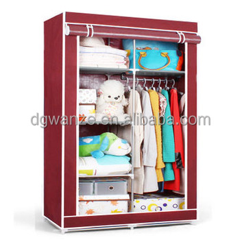 Delightful Easy Assembly Wardrobe Bedroom Closet Removable Aluminium Profile For  Sliding Wardrobes Wholesale