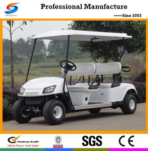 Hot sell 4 seater kids electric car and Golf Cart EC006