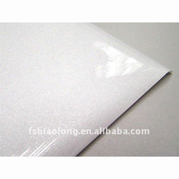 high gloss white foil for kitchen cabinet