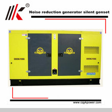 China generator diesel silent manufacturer 75kva container type diesel ghana generator set and generator parts