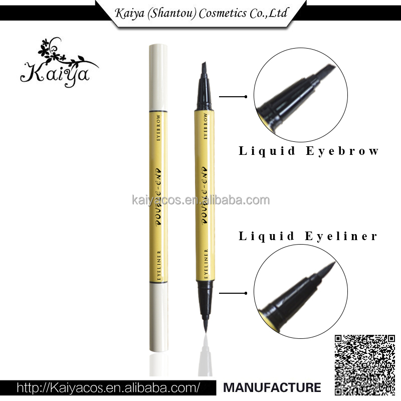 OEM Cosmetic Makeup Fashion Wholesale Makeup Eye Liner Pencil Longlasting Eyeliner Pen Kajal Eyeliner