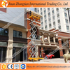 CE SGS ISO Mobile Hydraulic Scissor Lift Trolleys Portable Scissor Table