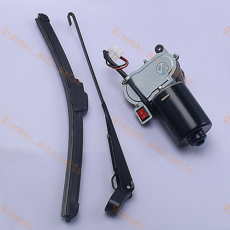Customize electric three wheel tricycle motor 12V-60V 30W universal