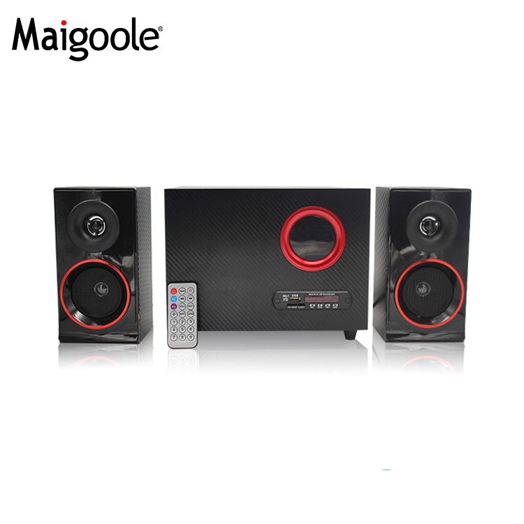 2015 New Style 2.1 Speaker With Big Power Support Dvd Cd Usb Port And Karaoke, bluetooth speaker