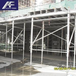China Manufacturer energy saving aluminum awning window edge profile  wholesale economic frame panel formwork