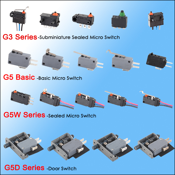 2019 China Huizhou Greetech hot selling  up and down miniature micro switch