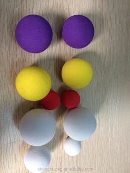 friendly eva foam ball eva arts and crafts foam balls