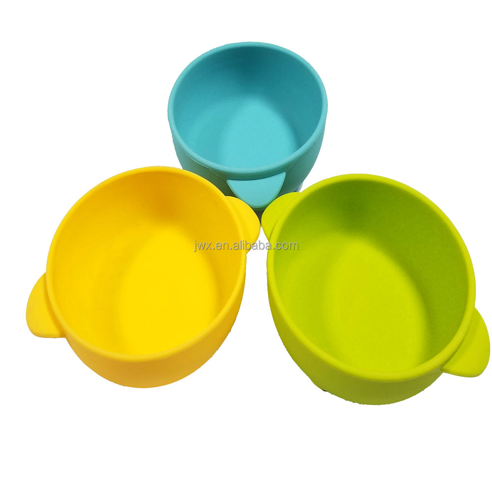 Baby Food Bowl Suction,Baby Feeding Bowl, Baby Cereal Bowl Set