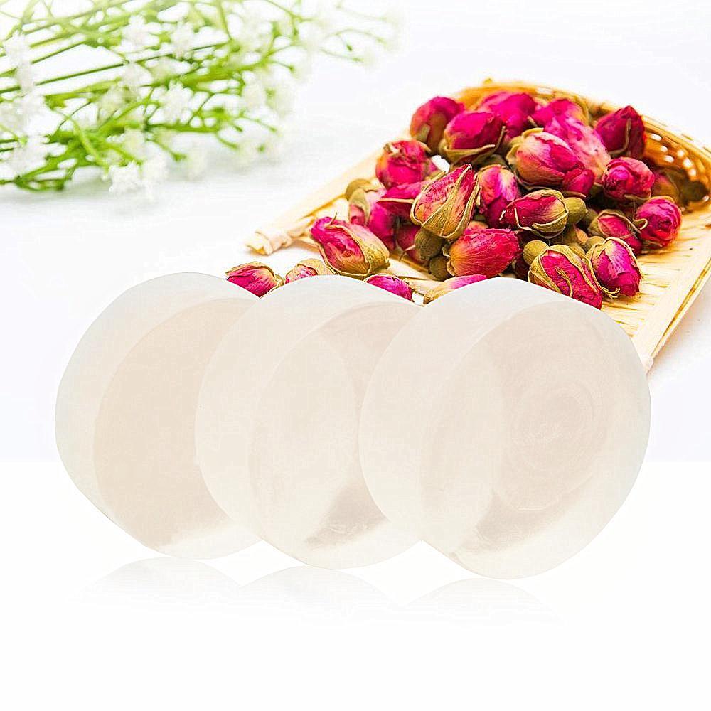 Private Label Remover Akne schwarze Haut natürlicher Körper Whitening Soap Bar