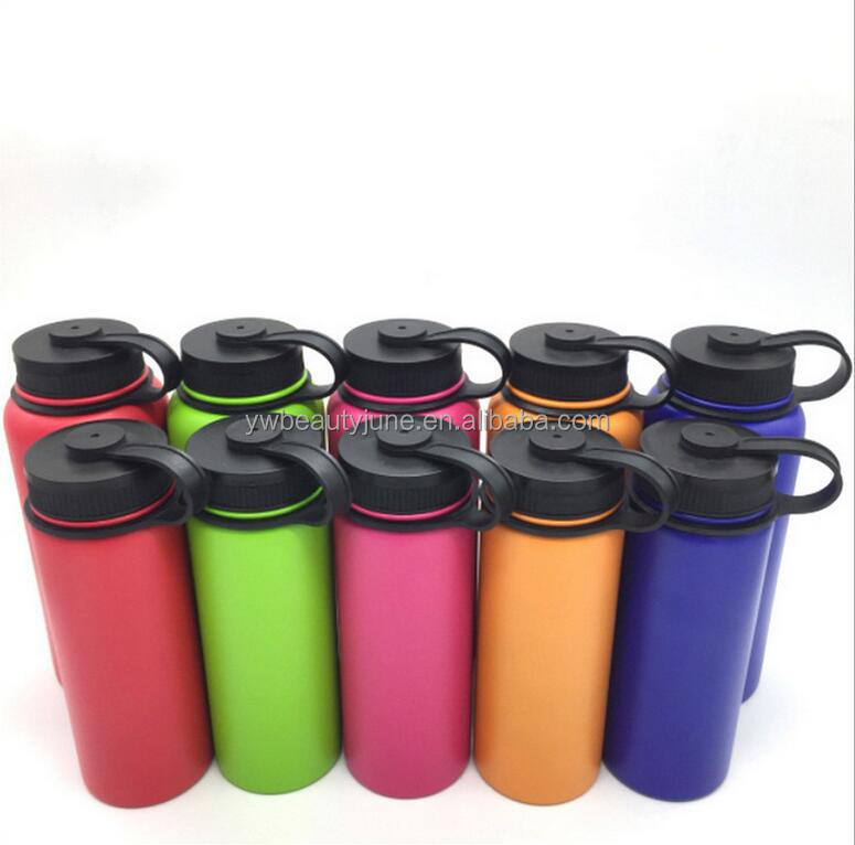 2017 hot new products hydro flask/stainless steel water bottle/insulated water bottle <strong>sports</strong> 18oz,32oz,40oz,64oz