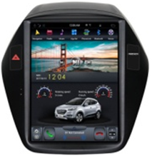 10.4 pollici a schermo Verticale Tesla stile px6 Android 7.1/8.1 auto radio per <span class=keywords><strong>Hyundai</strong></span> <span class=keywords><strong>IX35</strong></span> 2.4L 2018