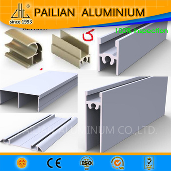 Anodized Aluminum Frames For Closet Doors Aluminium Sliding Door