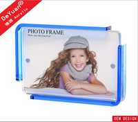 Customized 4x6 Acrylic Picture Photo Frame For Promotion