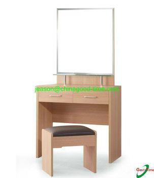 Simple Bedroom Dressing Table k/d bedroom simple dressing table with chair - buy simple dressing