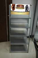 Retail floor shoes display stands shoe showroom display systems