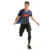 Wholesale Fitness Men Running Training Clothes Men Gym Sport T-shirt