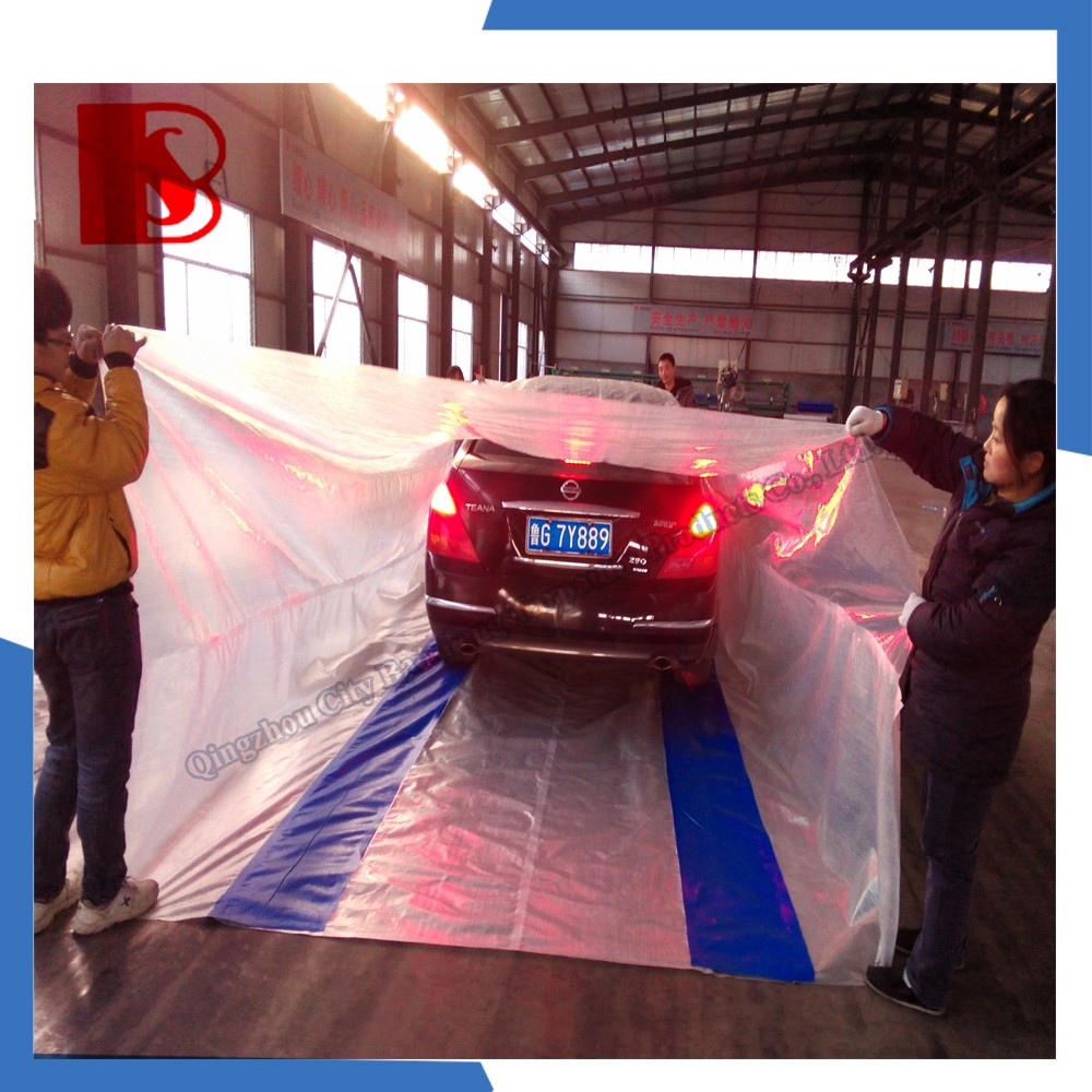 Best Selling Water Proof Flood Car Cover from Baosheng China