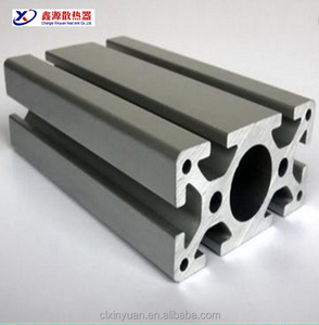 Chinese suppliers extruded custom aluminum profile for truck