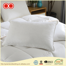 New Products Adults Rectangle Portable White Duck Down Pillow