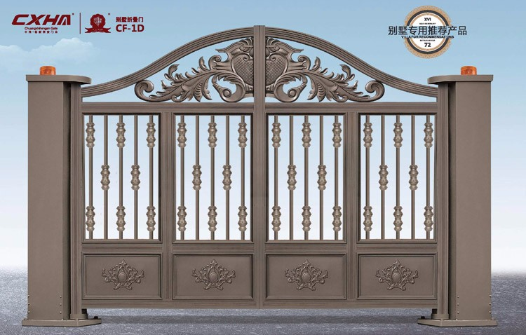 Electric metal swing cantilever gate buy