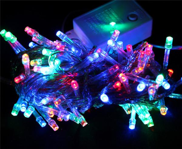 weihnachten bunte au enbeleuchtung led weihnachtsbeleuchtung clearance 100 leds f r weihnachten. Black Bedroom Furniture Sets. Home Design Ideas