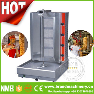 Chinese doner kebab, shawarma equipment, indoor bbq grill