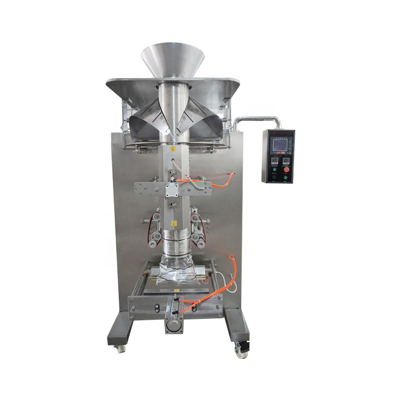 zhejiang hongzhan HP1000PF automatic granule peanut seeds packing machine with price