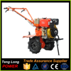 Two Wheels Walking Tractor / Diesel Cultivator For Paddy Cultivation