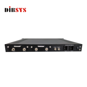Ideal for digital cable tv equipment 4ch Broadcast SDI to iptv encoder MPEG4 AVC/MPEG2 SD and HD