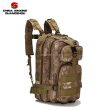 Camouflage Good Quality 3P attack tactical hiking Backpack