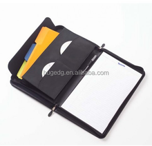 2018 custom Executive A4 Document bestandsmap met juridische pad tablet pc pouch