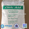 China factory direct supply a natural acid citric acid anhydrous for making bread&milk tea