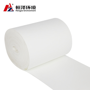 Polyester Antistatic Filter Cloth/Fabric With Carbon Fiber For Dust Collector