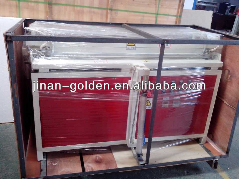 hot-sale manual Acrylic sheet bender / up & dwon auto bending machine