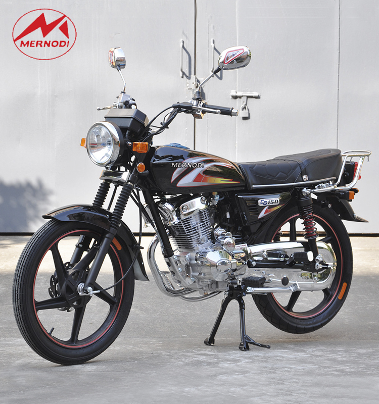 Hot sale Classic model CG125 CG150 HOND CG-HOND AKKAD six stars gasoline cheap chinese motorcycle 150cc motorcycle