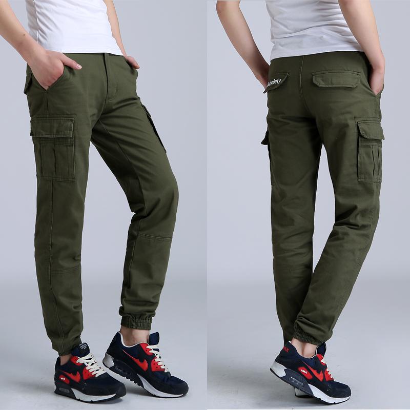 Pantalones de skate hombres al por mayor de alta calidad