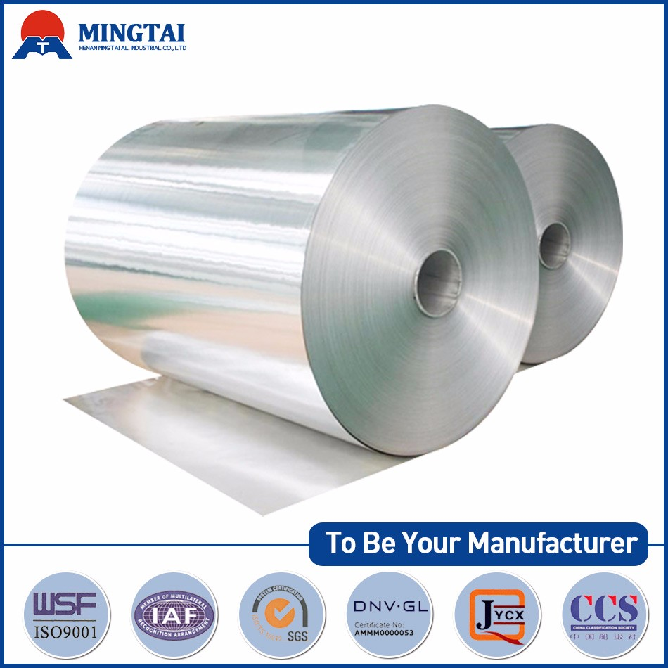 factory direct sales 8011 aluminum foil for electrical wire cable