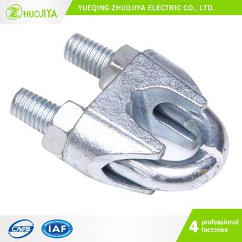 Zhuojiya High Quality Steel Wire Rope Fasteners Electric ...