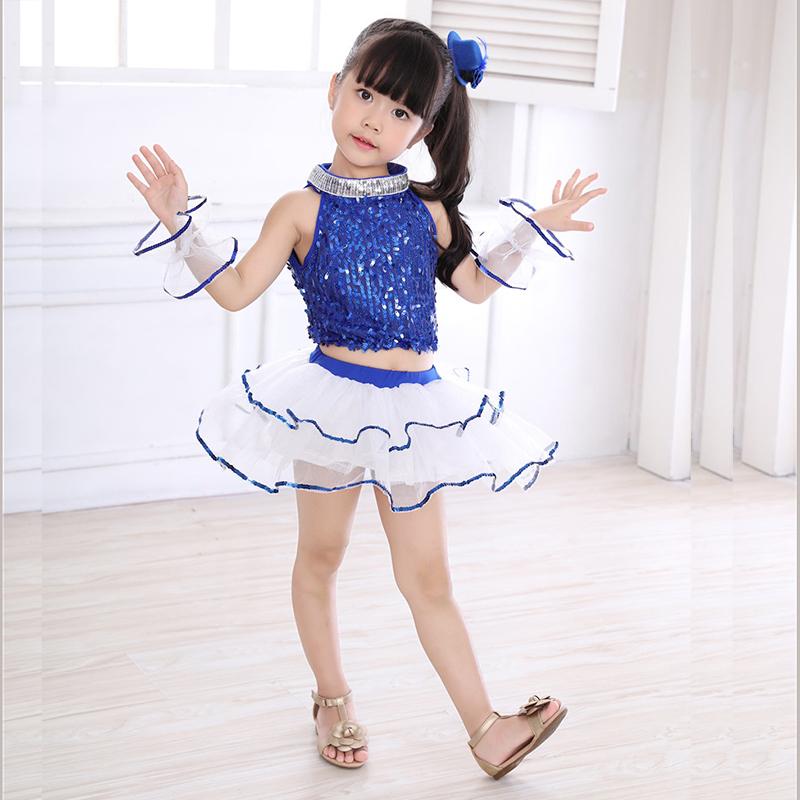 Ballet Children Saia Ballerine Stage Show Dancewear Lovely Jazz/modern Tutu Dress For Girls Kids Performance Toddler Halloween Outfits Numerous In Variety Novelty & Special Use