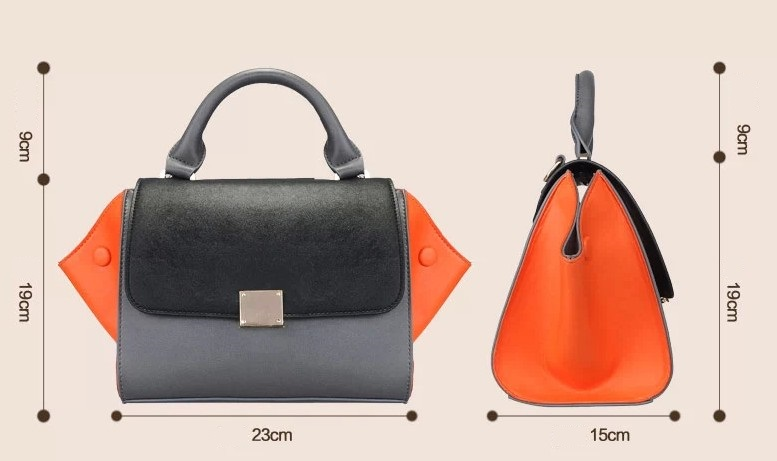 2018 Made In China Whole Famous Branded Designer Las Genuine Leather Handbags Fashion