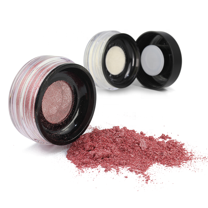 customized your own high pigment pressed private label loose highlighter makeup powder, Single color