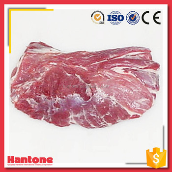 my test Frozen Pork Collar Meat for Sale