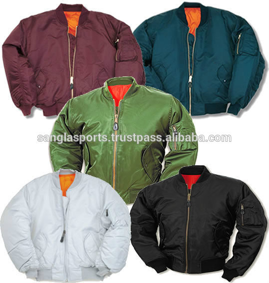 Wholesale Nylon Bomber Jackets, Wholesale Nylon Bomber Jackets ...