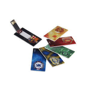 trusted manufacturer credit card type 32g usb flash drive