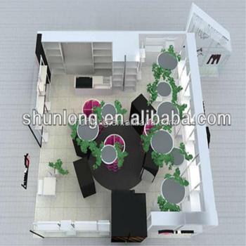 Custom Advertentie Kledingwinkel Interieur - Buy Product on Alibaba.com