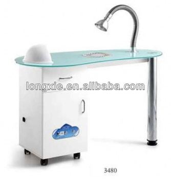 Nail table with exhaust fan buy nail table with exhaust for Manicure table with exhaust fan