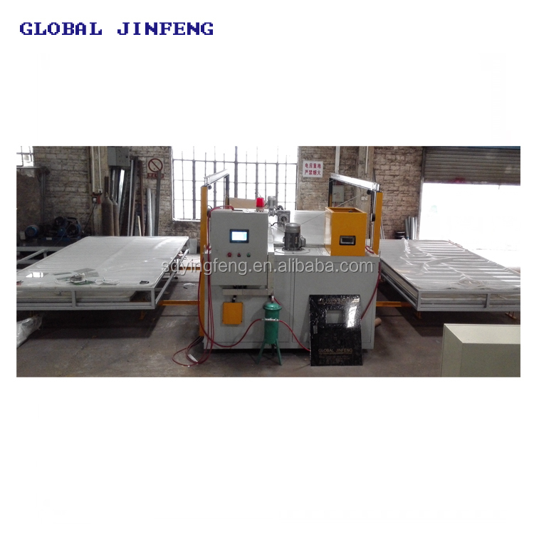 JF-LE 1824 used machines for laminating glass