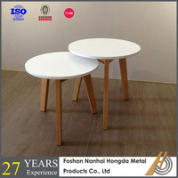 cheap small solid wood tea table